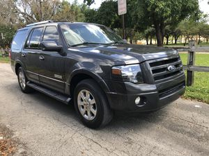 Ford expedition 2007 .. clean title .. for Sale in Miami, FL