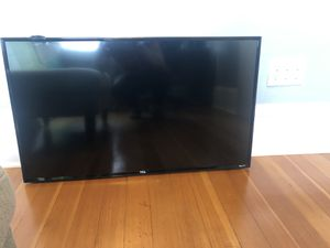 """TCL Roku TV 40"""" LED Smart TV 40FS3750 for Sale in Seattle, WA"""