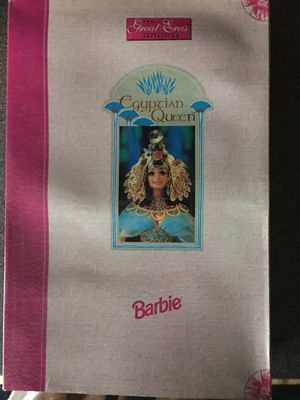 Egyptian Queen Barbie (Never Opened) for Sale in Fairview, OR