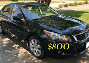💝💝$8OO For Sale is my 2OO9 Honda Accord Clean tittle! Comfortable fully loaded.💝🔑 for Sale in Wichita, KS