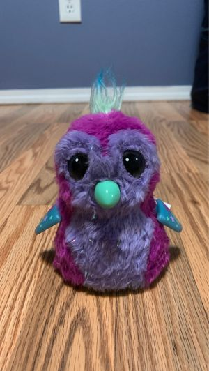 Limited edition sparkly purple Hatchimal for Sale in Vancouver, WA