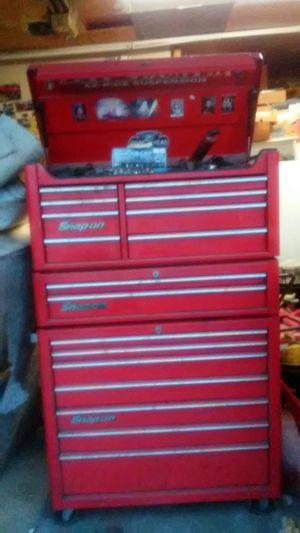Snap on tool chest/ box for Sale in Salt Lake City, UT