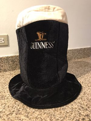 Guinness Top Hat for Sale in Winfield, IL