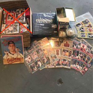 Lot of Baseball Cards / Memorbilia for Sale in Escondido, CA