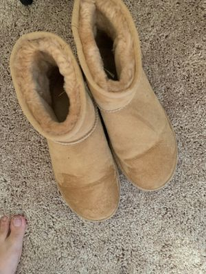 water damaged uggs size 9 for Sale in Washington, DC