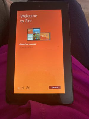 Amazon Fire Tablet for Sale in Maple Valley, WA