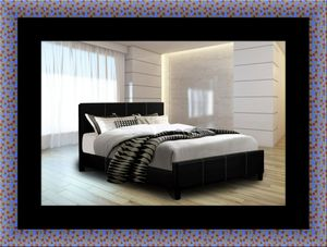 Twin platform bed with mattress for Sale in Silver Spring, MD