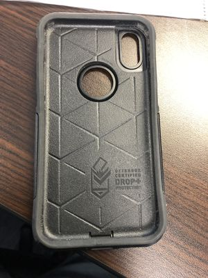 iPhone xs/x outterbox case for Sale in West Palm Beach, FL