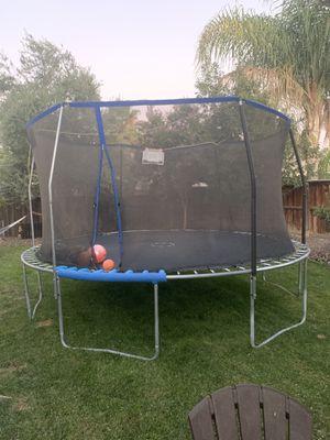 14ft trampoline for Sale in Hemet, CA