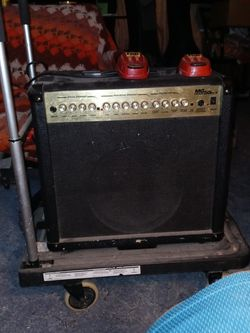 Amp And Pedals for Sale in Aurora,  CO