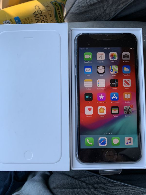 Apple iPhone 6+ Plus Space Gray Unlocked Smartphone Complete Like New