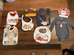 Baby's First- Seasonal Bibs, Hats, Clothing for Sale in Washington, DC