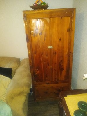 Antique cabinet for Sale in Tyler, TX