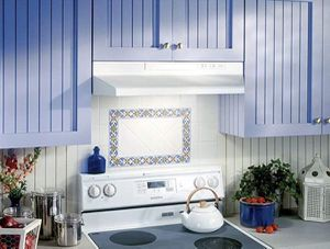 "Broan 42"" Kitchen Range Hood White Campana de Extracción Cocina Extractor 404201 for Sale in Miami, FL"