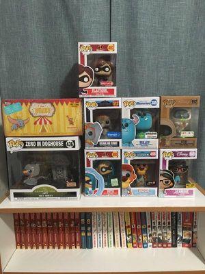 Disney funko pops for sale/trade for Sale in HILLTOP MALL, CA