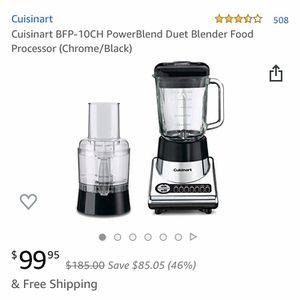 Cuisinart Blender & Food Processor for Sale in Redwood City, CA