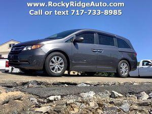 2017 Honda Odyssey for Sale in Ephrata, PA