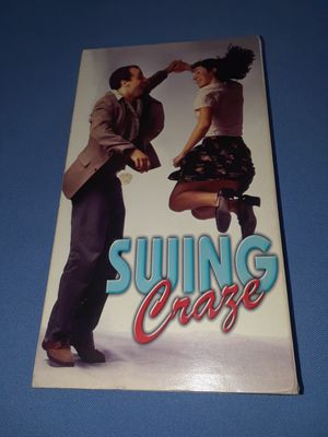 SWING CRAVE VHS/$1 ONLY for Sale in Cleveland, OH
