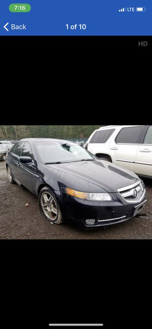 04-08 Acura TL parts shipping available for Sale in Portland, OR