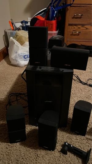 Bose surround sound system for Sale in Seattle, WA
