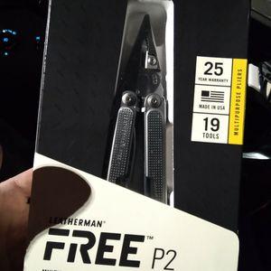 Leatherman Free P2 for Sale in Wichita, KS