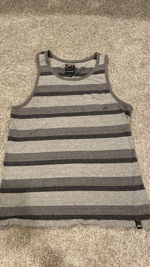 Rusty brand men's tank top, Size Large. for Sale in Oceanside, CA