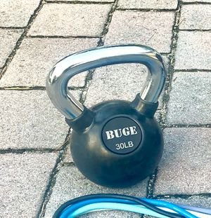 Kettlebell 30lbs for Sale in Miami, FL