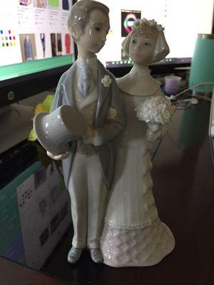 Lladro Wedding Day Couple Figurine for Sale in Renton, WA