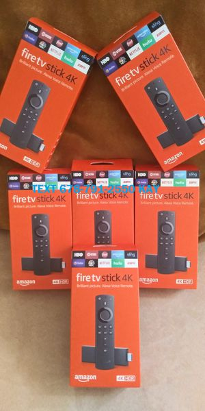 Fire TV Stick HDR 4K Amazon for Sale in Forest Park, GA