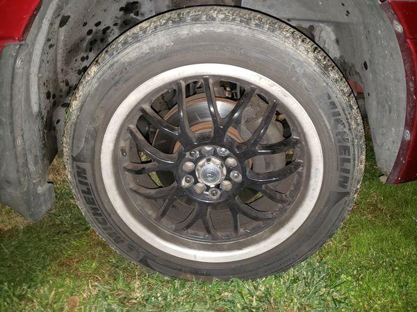 Tires & Rims 215/55R17