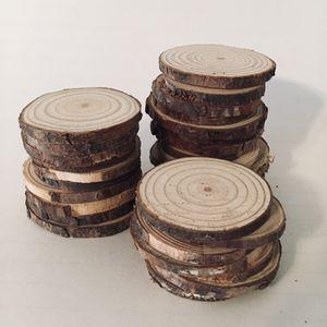 """30 Natural Wooden Log Slices (2"""") for Sale in Fort Pierce, FL"""