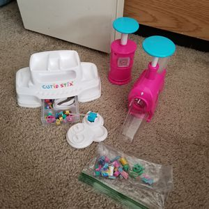 Cutie Stix jewelry maker for kids + supplies for Sale in Danvers, MA