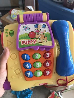 Kids toy phone for Sale in South Windsor, CT
