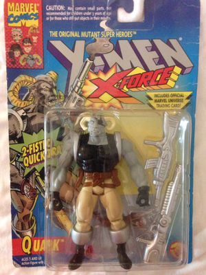 Quark action figure, vintage in box. X-Men X-Force series. for Sale in Westminster, CO