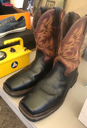 Justin Comp Toe Boots for Sale in Garland, TX
