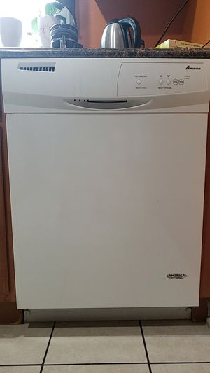 """Dishwasher, """"Amana"""" for Sale in District Heights, MD"""