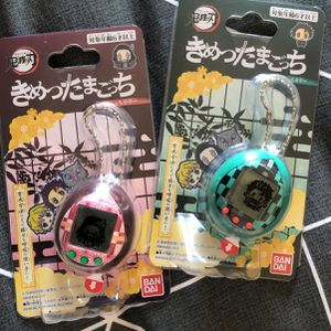 Demon Slayer Tamagotchi Nezuko And Tanjiro for Sale in San Diego, CA