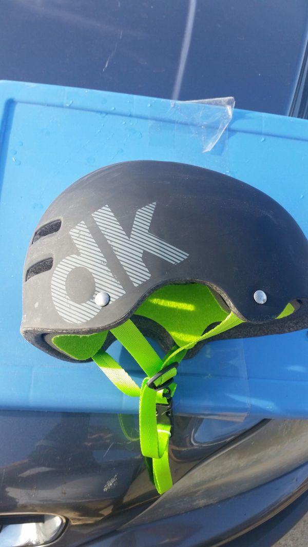 Unused DK Bike Helmet