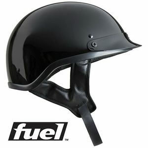Fuel brand 1/2 shell motorcycle helmet for Sale in Boston, MA