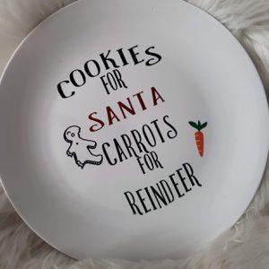 Christmas Plate for Sale in Hemet, CA