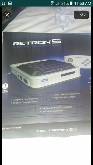 Retron 5 for Sale in St. Louis, MO