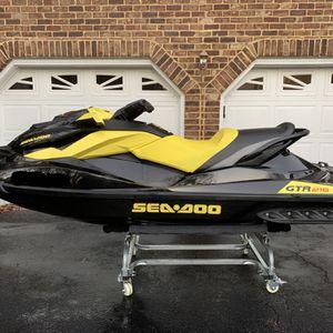 2015 Sea Doo GTR for Sale in Stafford, VA
