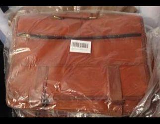 New!! Leather messenger bag... $90 for Sale in Nashville,  TN