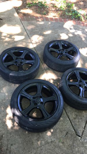 """Rims """"17 4Lug for Sale in Rocky Mount, NC"""
