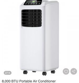 8,000 BTU Portable Air Conditioner for Sale in Anaheim, CA