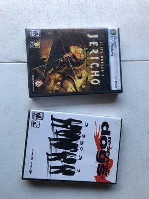PC Games (2) Jericho, Reservoir Dogs Sealed, never opened for Sale in Manassas, VA