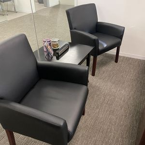 Two (2) Office Guest Chairs for Sale in Newport Beach, CA
