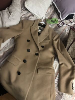 Burberry cotton trench coat for Sale in Hyattsville, MD
