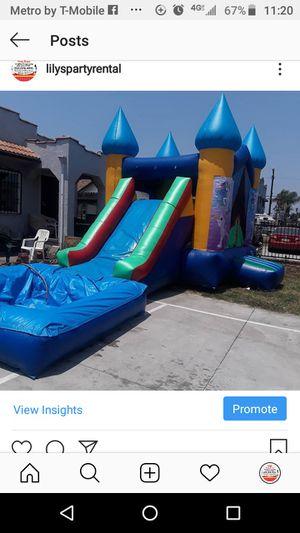 Water slide jumper for Sale in Hazard, CA