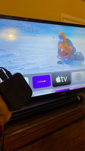Apple TV High Definition 4th gen. (Latest Generation) for Sale in University Place, WA